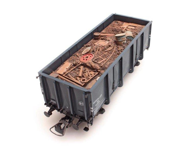 GTU Cargo Scrap Metal