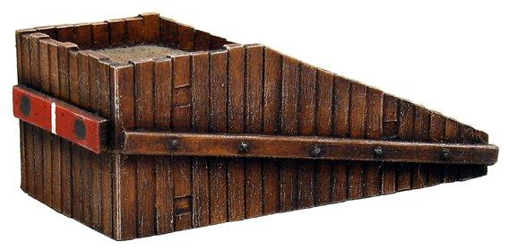 Prellbock, 1:87 Fertigmodell