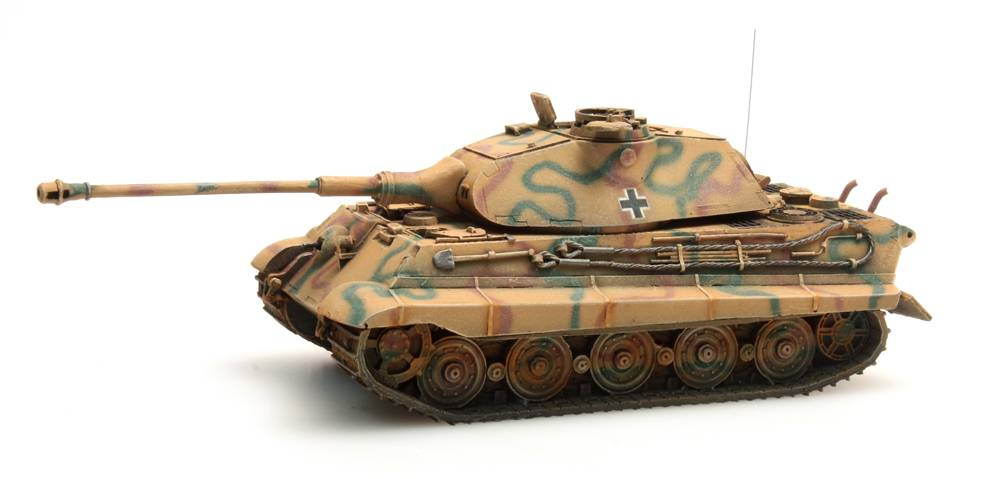 Tiger II Porsche Tarnung