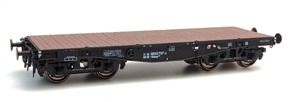 Gewelfde drager DB Rlmmp 700 31 80 389 0 707-3 1970-1987