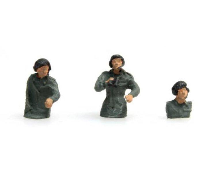 Bundeswehr Crew Gelboliv 1960-1990