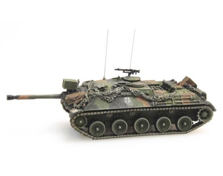 KaJaPa 90mm Gefechtsklar Flecktarn
