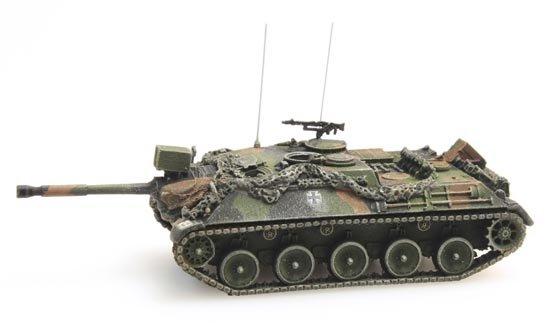 KaJaPa 90mm Gefechtsklar Flecktarn Bundeswehr