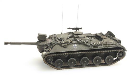 KaJaPa 90mm Gefechtsklar Gelboliv Bundeswehr