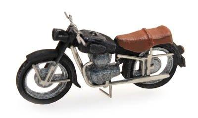 Motorrad BMW R25 Zivil schwarz
