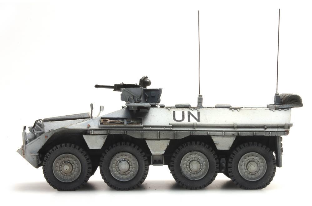 NL DAF YP408 pantserwagen commandovoertuig UNIFIL - Artitecshop