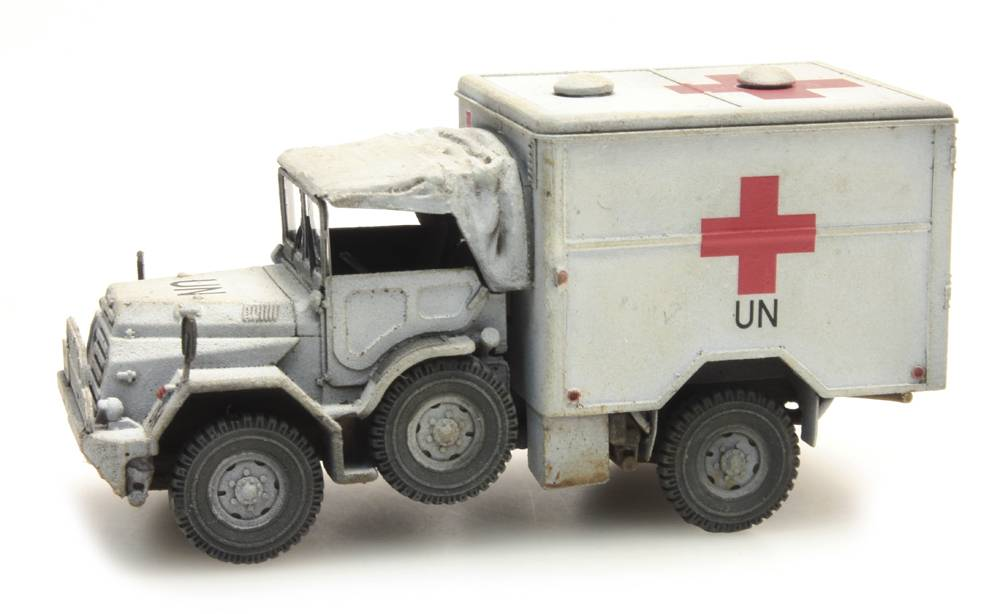 DAF YA-126 GWT Ambulanzwagen UNIFIL