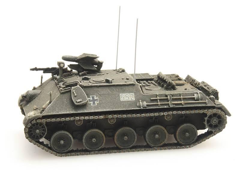 Raketenjagdpanzer 2 Gelboliv Bundeswehr