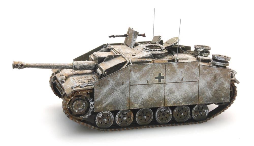 StuG III G 1943 Wintertarnung