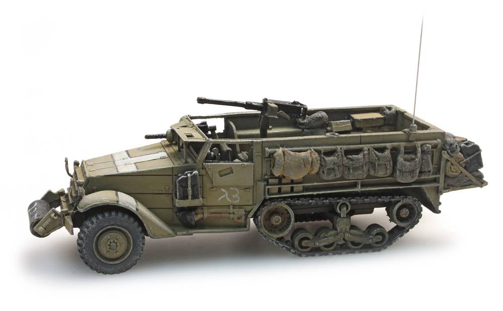 M3A2 Halftrack IDF, Sechstagekrieg