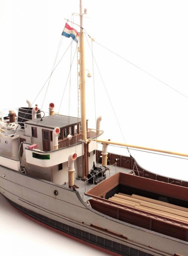 Coastal freighter 1 87 resin kit unpainted artitecshop for Artitec home design