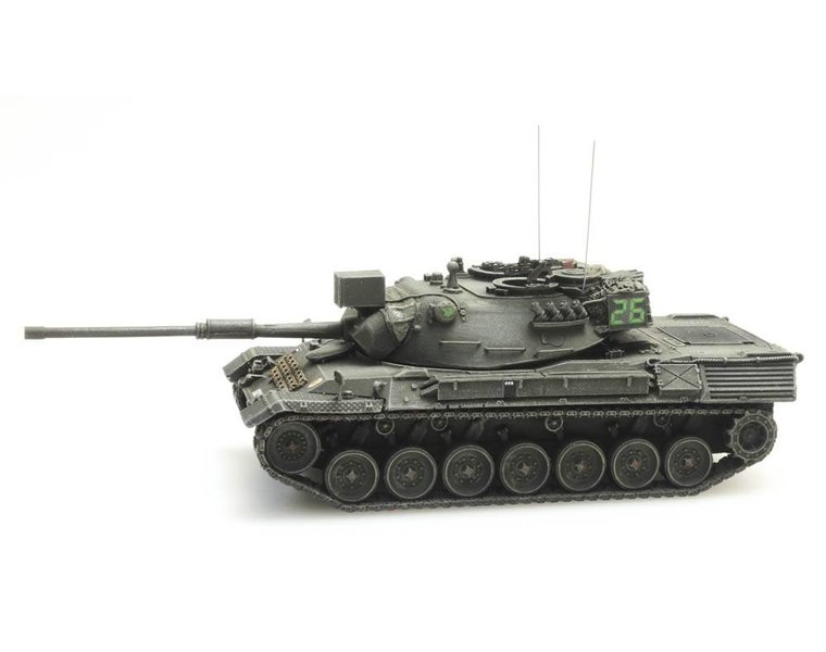 Leopard 1 Belgisch leger