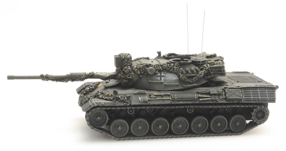 Leopard 1 Gefechtsklar Gelboliv Bundeswehr