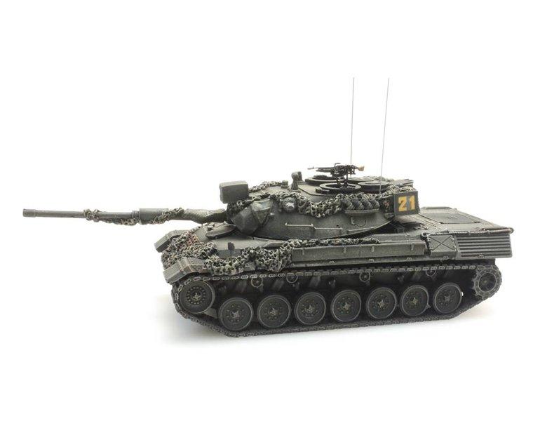 Leopard 1 Combat Ready Belgian Armed Forces