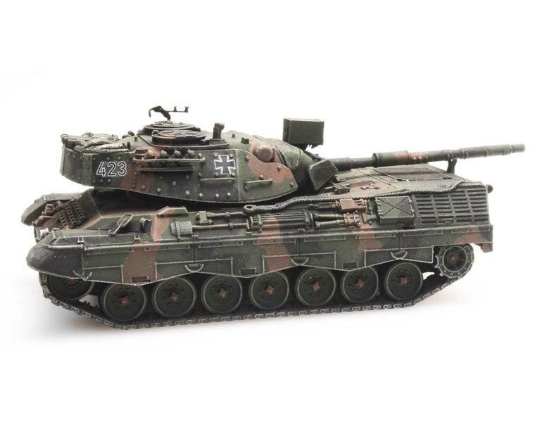 Leopard 1A1A2 Flecktarn Eisenbahntransport