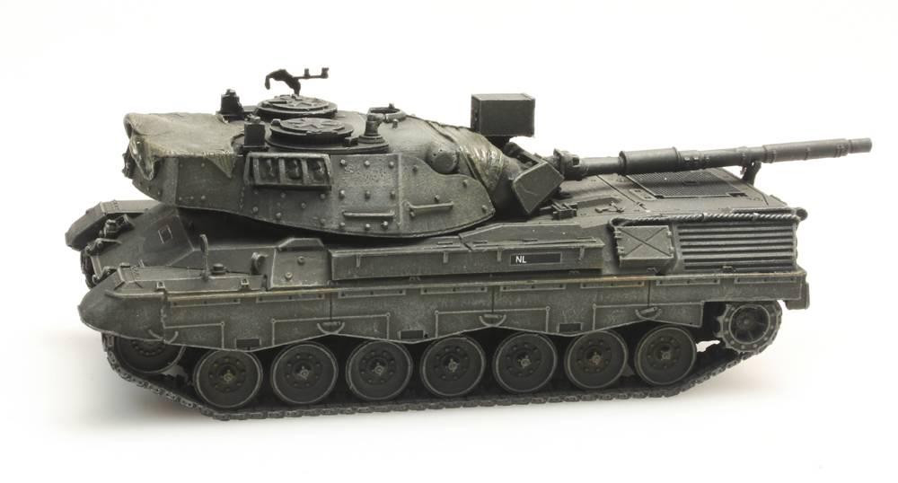 Leopard 1V für Eisenbahntransport Koninklijke Landmacht
