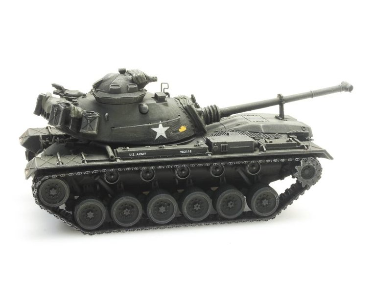 M48 A2 US Army Eisenbahntransport