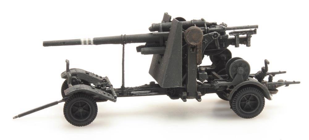 88mm FLAK 10 grau