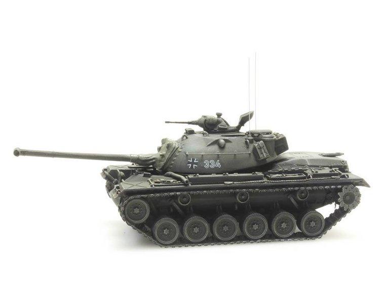 M48A2 Gelboliv