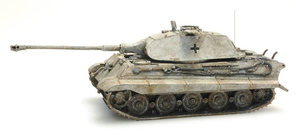 Tiger II Porsche, Winter, 1:87 Fertigmodell