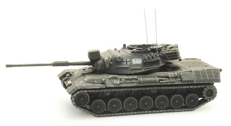 Leopard 1 Gelboliv Bundeswehr