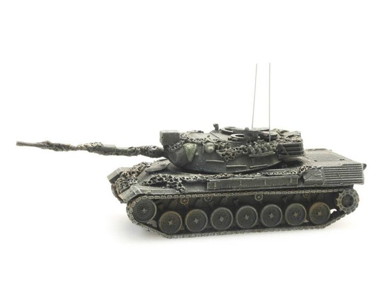 Leopard 1 Combat Ready Belgian Armed Forces