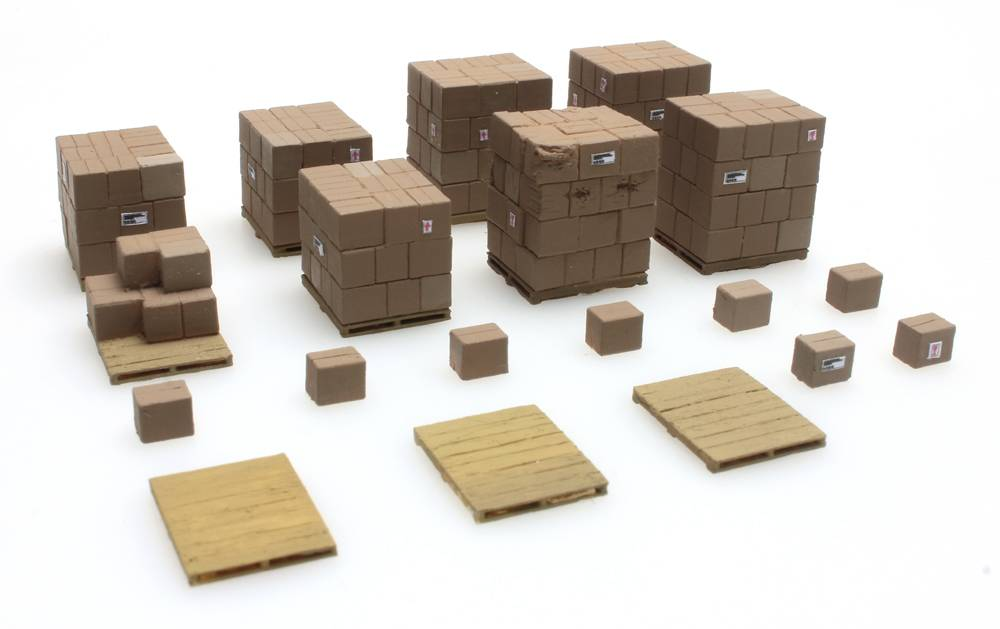 "Cargo ""Mixed parcels"""
