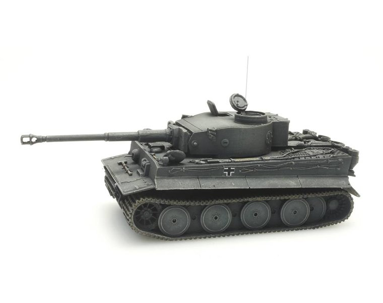 Tiger I Früh grijs
