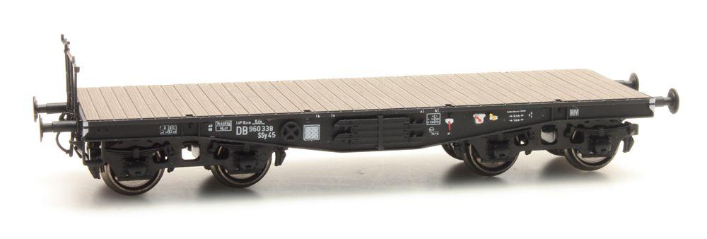 Flach gewölbter Träger DB Nr. 960338