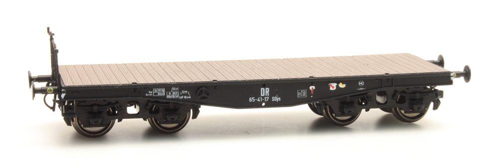 Flach gewölbter Träger DR (DDR) Nr. 654117