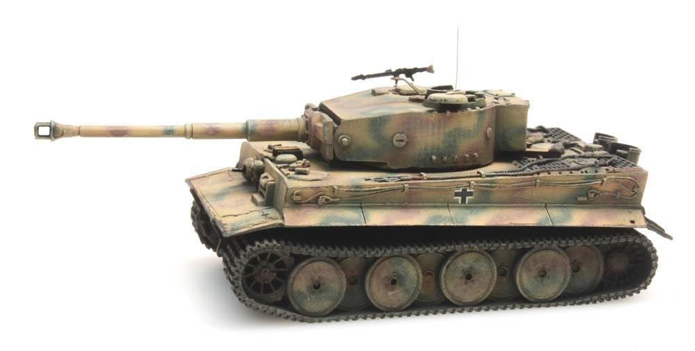 Tiger I 1943 Tarnung