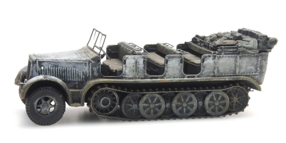 Sd.Kfz 7 Zugkraftwagen 8t Winter