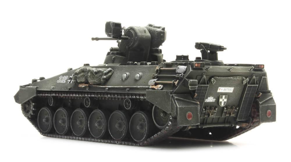 sch tzenpanzer marder 1 gelboliv f r eisenbahntransport bundeswehr artitecshop. Black Bedroom Furniture Sets. Home Design Ideas