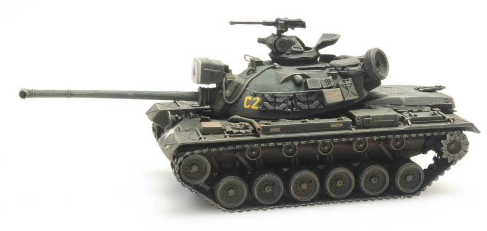 M48 A2 Gefechtsklar US Army Vietnamkrieg