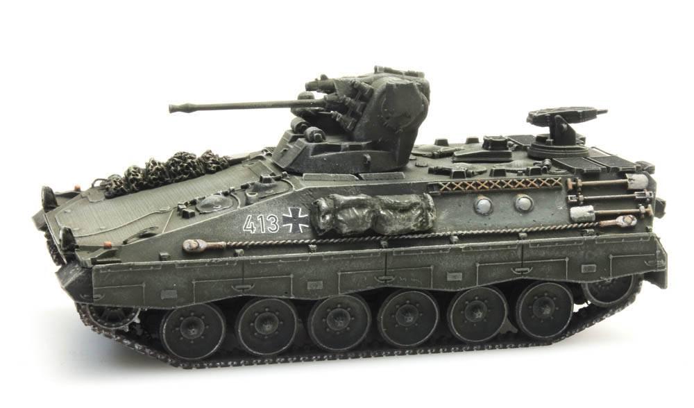 Schützenpanzer  Marder 1A1 MILAN gelboliv für Eisenbahntransport