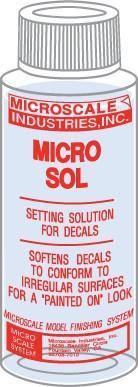 Microscale Micro Sol - 30 ml Flasche