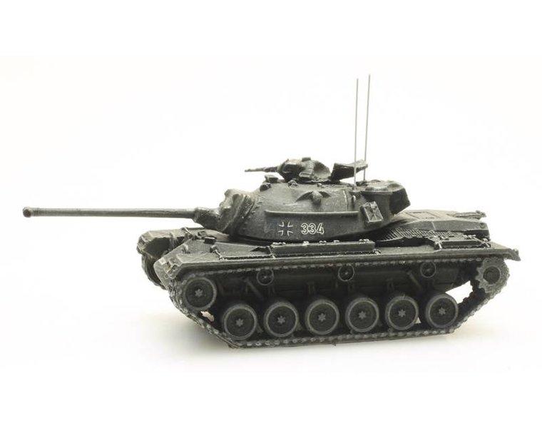 M48A2 Gelboliv Bundeswehr