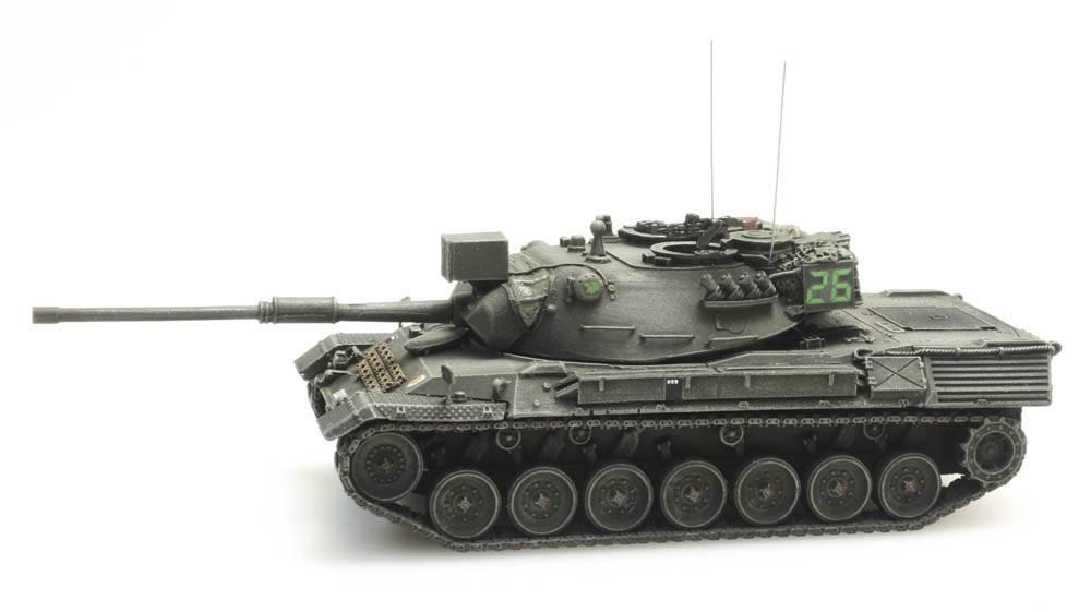 Leopard 1 Belgisch leger 1:87 kit