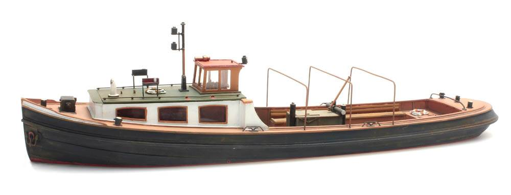 Barge - resin kit - 1:87