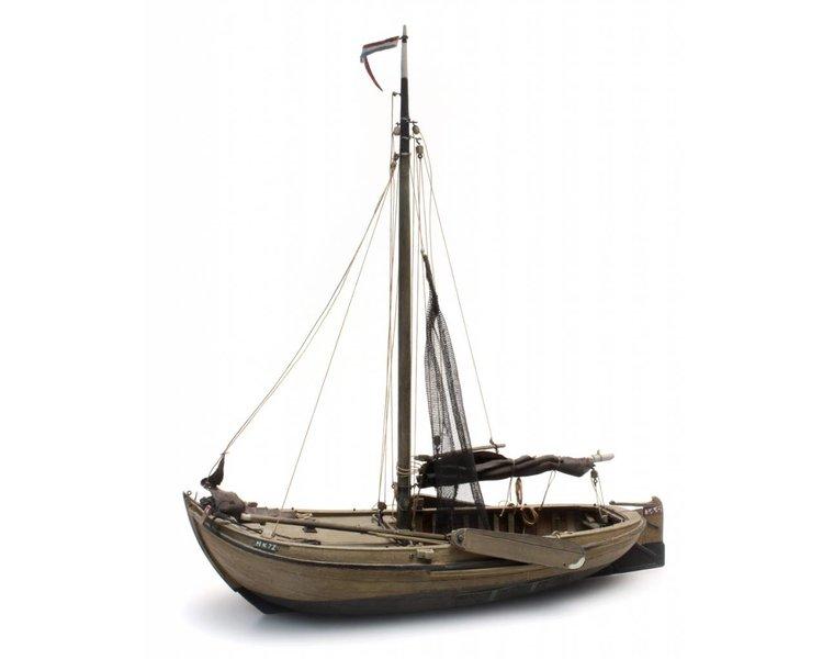 Botter Traditionelles Fischerschiff