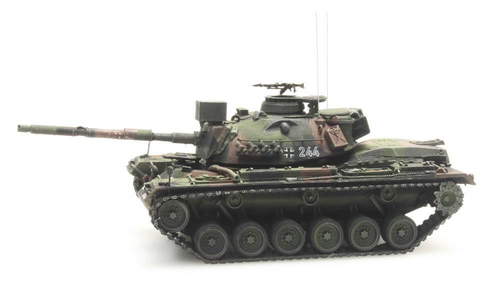 M48 A2 G A2 Flecktarnung Bundeswehr