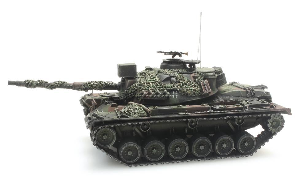 M48 A2GA2 Flecktarnung Gefechtsklar