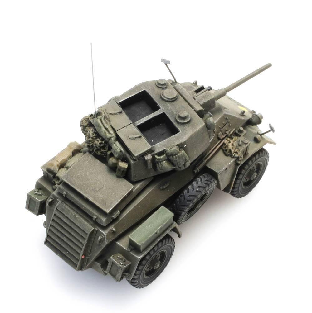 humber armoured car mk iv 37 mm gun uk 1 87 resin ready made painted artitecshop. Black Bedroom Furniture Sets. Home Design Ideas