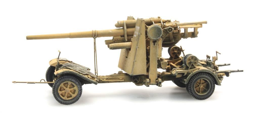 88mm Flak 18, geel