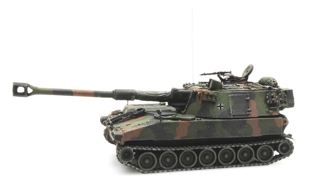M109 A3G Flecktarnung