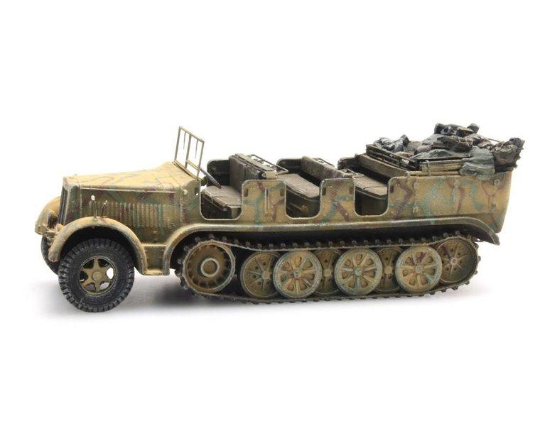 Sd.Kfz 7 Zugkraftwagen 8t Tarnung