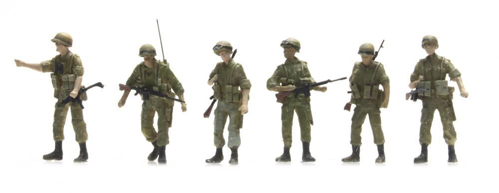 IDF infantry patrol 6 Figuren