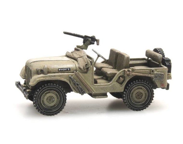 IDF M38 Jeep