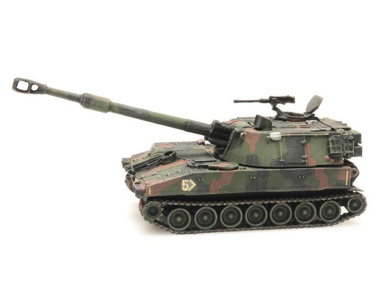 M109 A2 NATO Tarnung