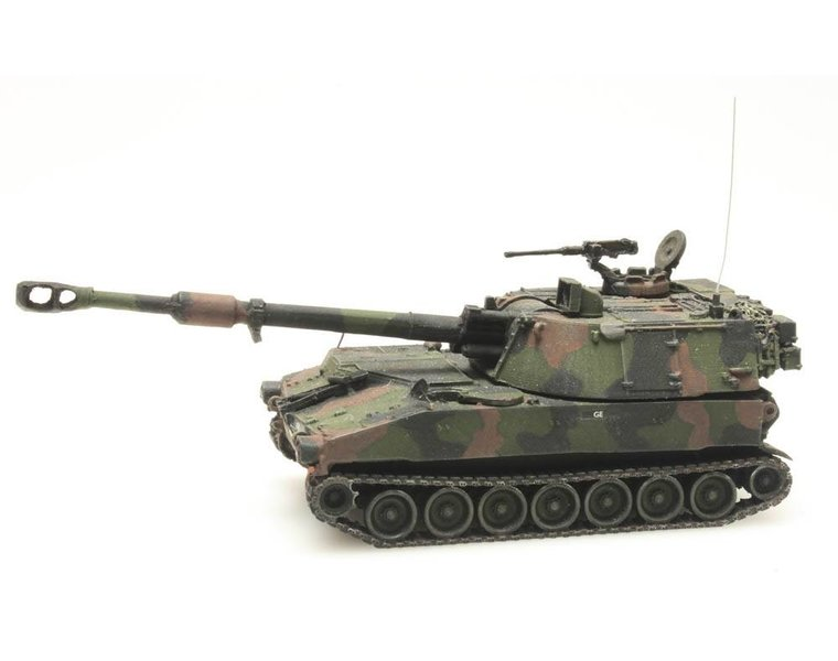 M109 A2 NAVO camouflage